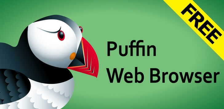 Browser for Android - Puffin Web Browser