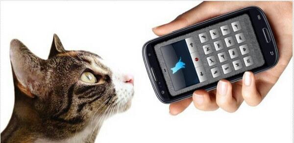 Android application Cat Translator