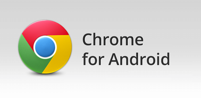 Browser for Android - Google Chrome