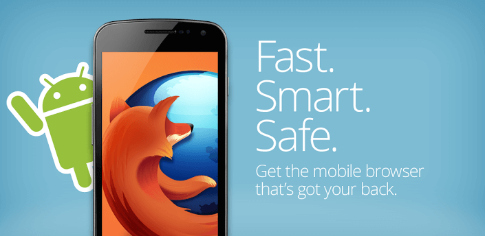Browser for Android - FireFox