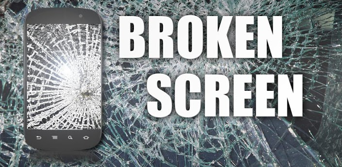 Application for Android Broken Screen