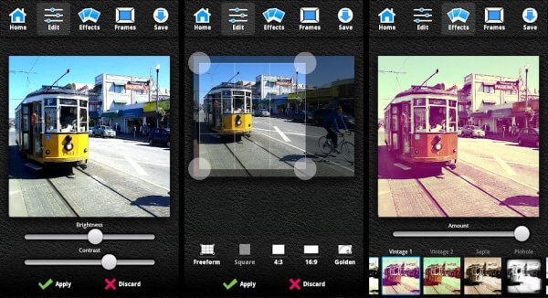 Useful program for Android - Photo Editor