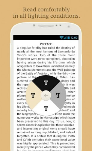 DJVU Reader for Android - PocketBook