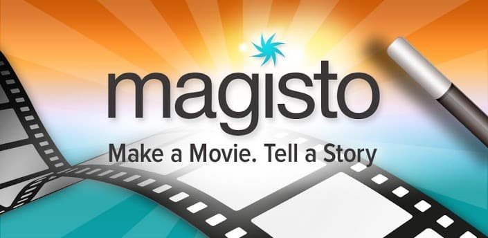 Useful application for Android - Magisto