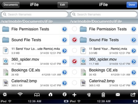 File Manager for iPhone and iPad - iFile