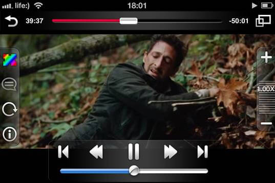 Video Player for iPad and iPhone - AVplayer
