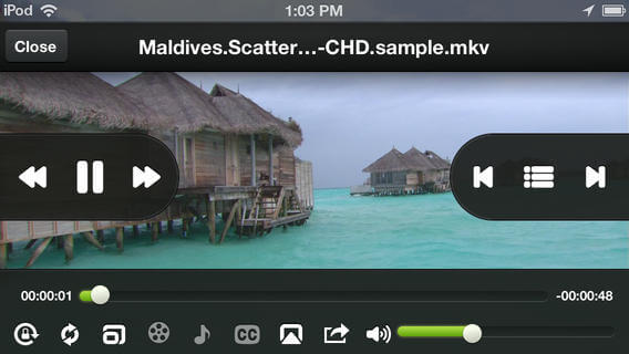 Video Player for iPad and iPhone - OPlayer