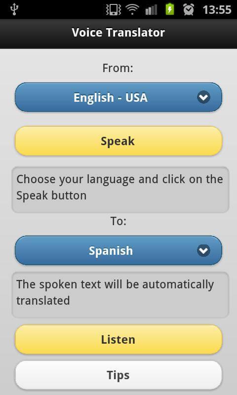 Фото переводчик для Android - Photo Translate