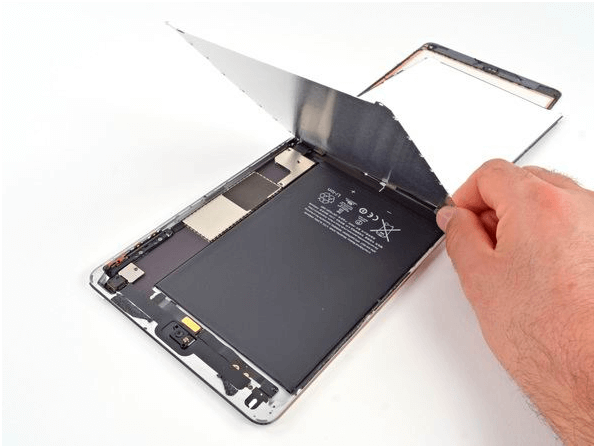 How to disassemble the iPad Mini