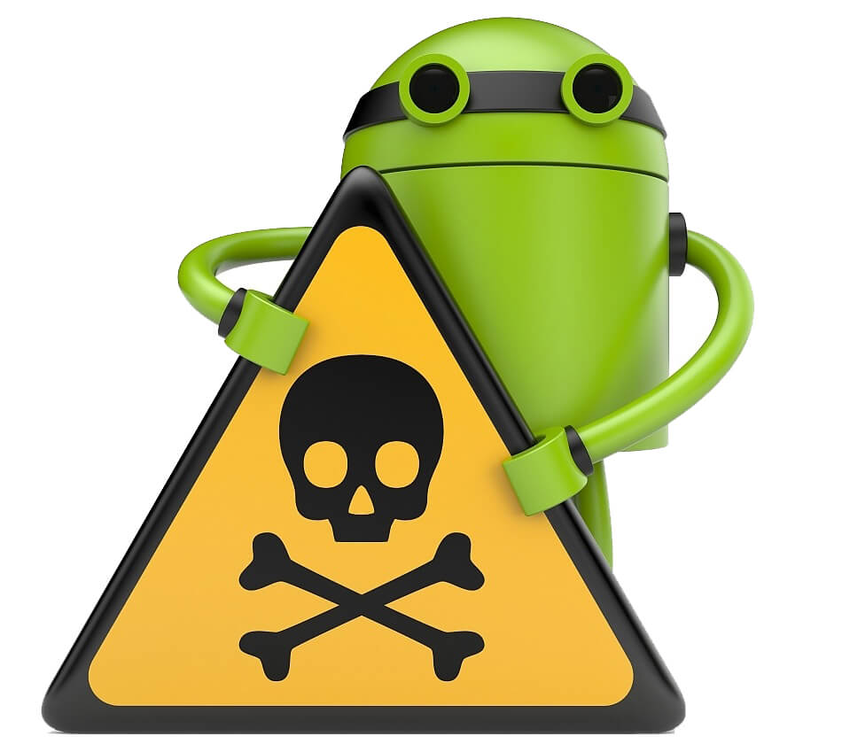 How to remove a virus or trojan from the phone