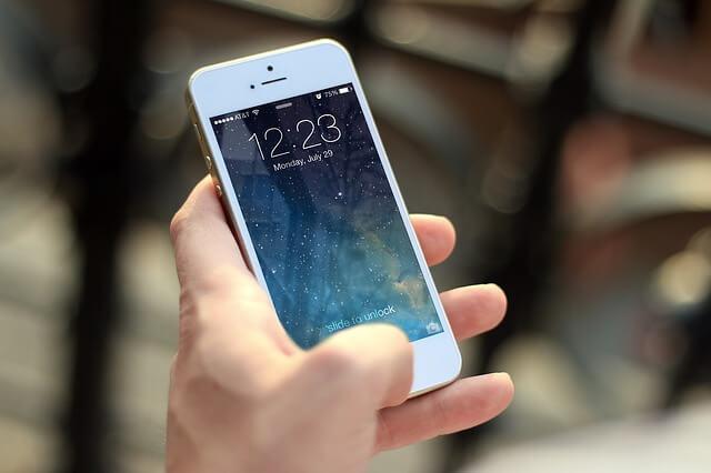 Сеть iPhone