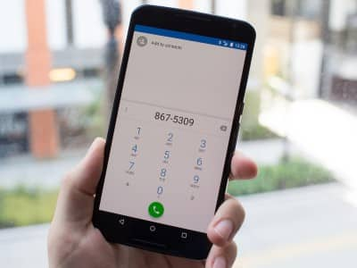 Transferring contacts to Android