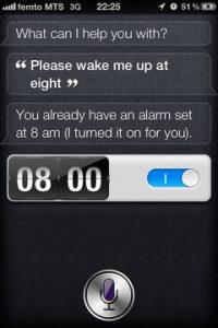 Как работает Siri на Айфоне?