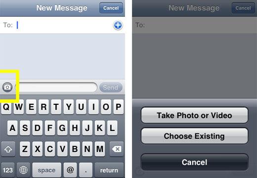 почему фотографии на айфоне с восклицательным знаком