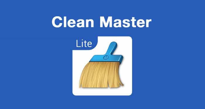 logo Clean Master Lite