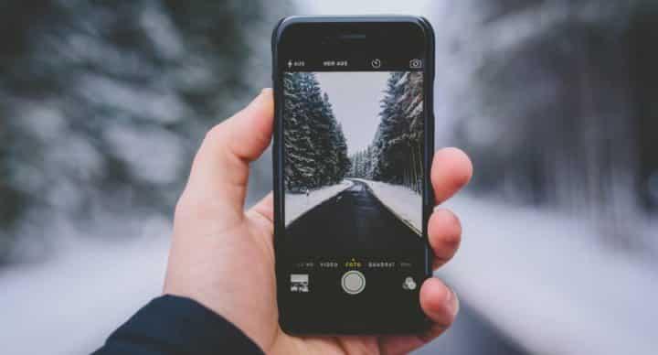 камера с HDR на iPhone