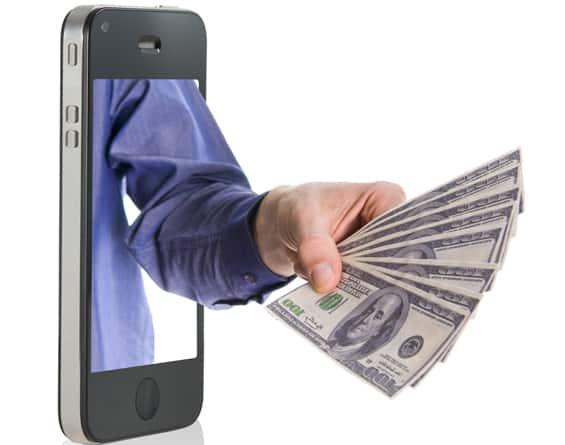 Обмен айфона с доплатой