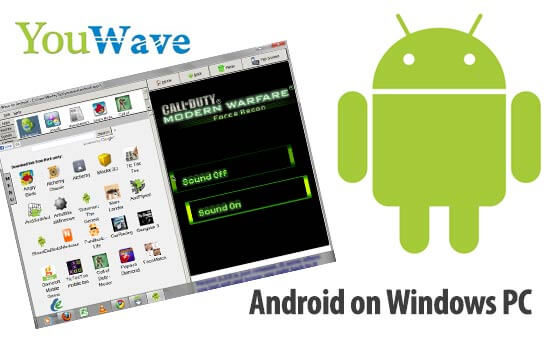 Эмулятор Android YouWave for Android