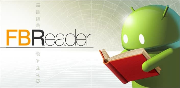 Читалка Android FBReader