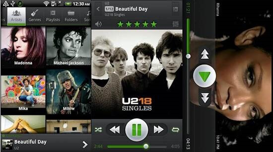 Медиаплеер для Android - PlayerPro Music Player