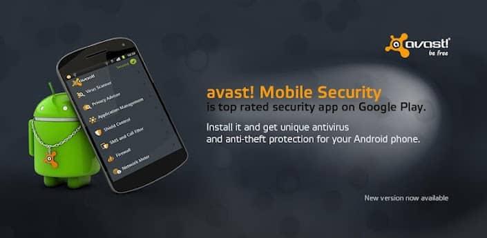 Avast mobile security скачать бесплатно