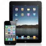 Как перезагрузить iPad или iPhone