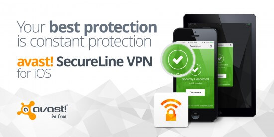 Антивирус для iPad - SecureLine VPN