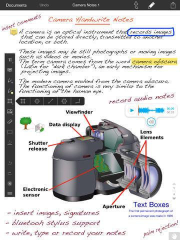 Текстовый редактор для iPad - Textilus