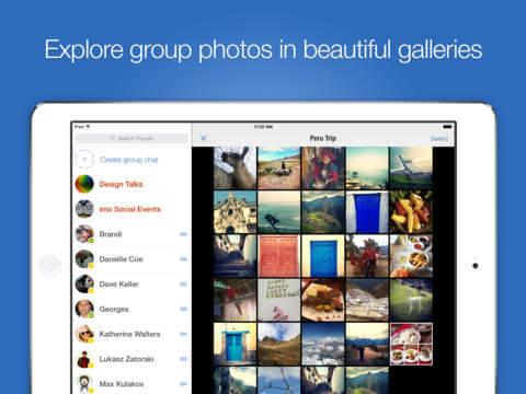 Приложение для iPad и iPhone - IMO