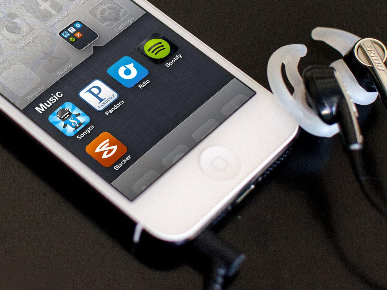 Загрузка музыки на iPhone или iPad через интернет