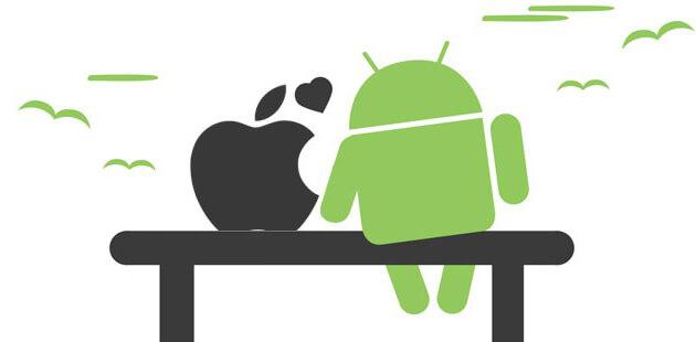 Полное сравнение Android и iOS
