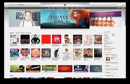 Как зарегистрироваться в iTunes Store. Создание учетной записи.