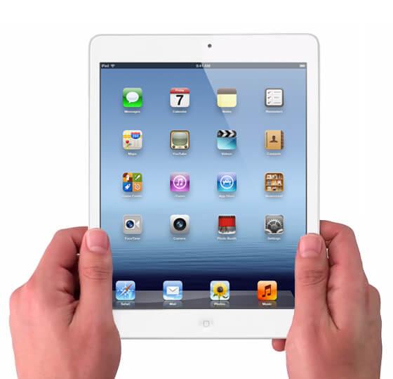 Разблокируем заблокированный iPad