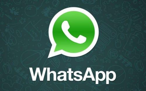 Мессенджер Whatsapp для обмена текстовыми и голосовыми сообщениями