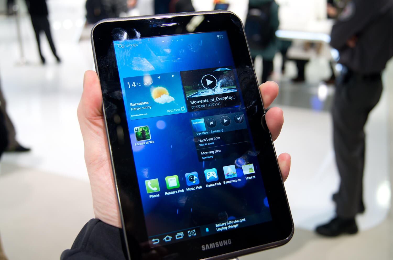 Проблемы при зарядке планшета Samsung Galaxy Tab и пути их решения