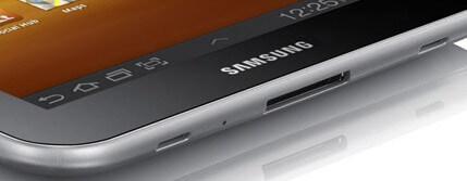 Разъём питания Samsung Galaxy Tab 2