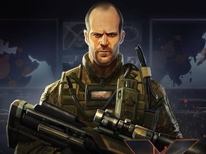 Sniper X with Jason Statham обзор на iOS и Android