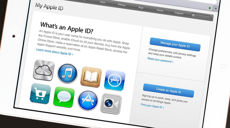 Как узнать Apple ID, без сложностей и в кратчайшее время