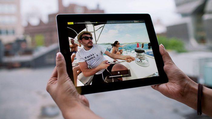 Видео на iPad