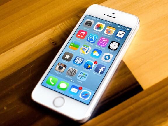 Отсутствие реакции сенсорного экрана iPhone на прикосновения