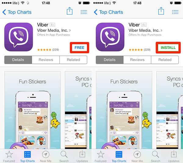 Как скачивать приложения на айфон 4