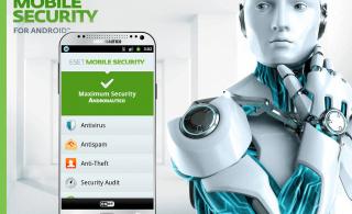 Антивирус ESET NOD32 Mobile Security для вашего смартфона на базе Android