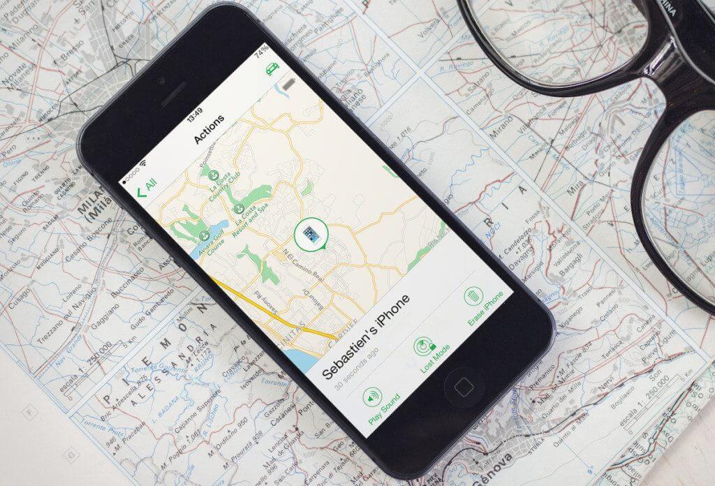Что делать если потерял айфон