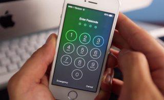 Как заблокировать экран Айфона?