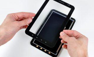 Подбор качественного стекла экрана для планшета