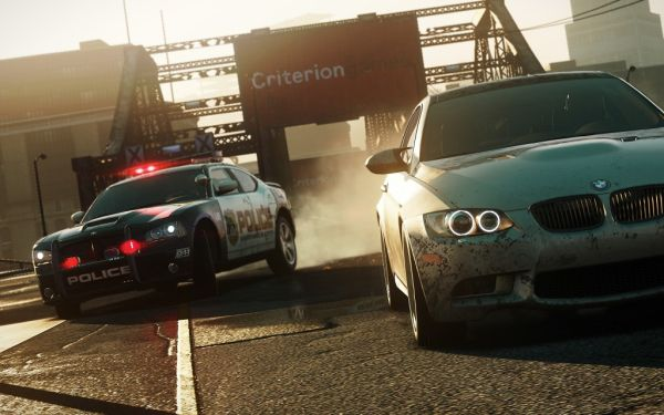 Need for Speed Most Wanted и преимущества