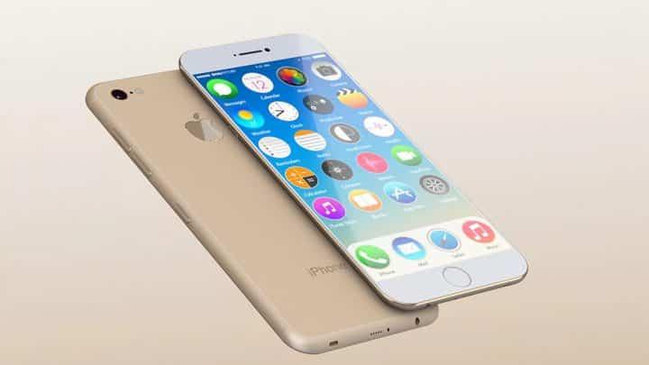 iPhone 7 - настройка модема