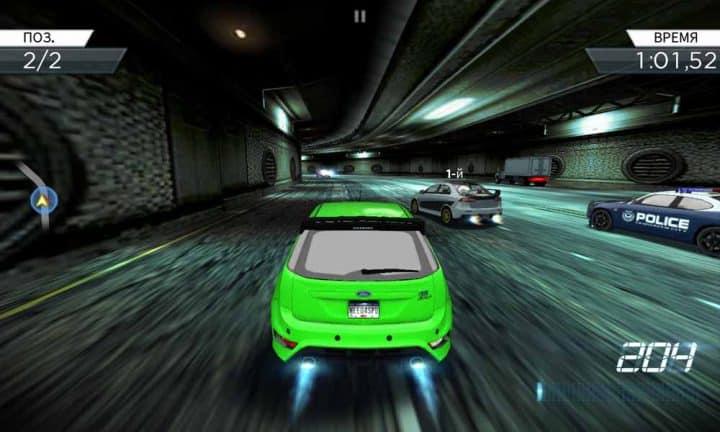 Need for Speed Most Wanted пример для всех создателей развлечений