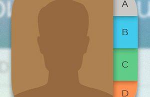 Как скопировать контактный лист с Айфона на SIM-карту