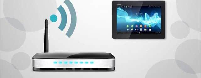 интернет по Wi-Fi
